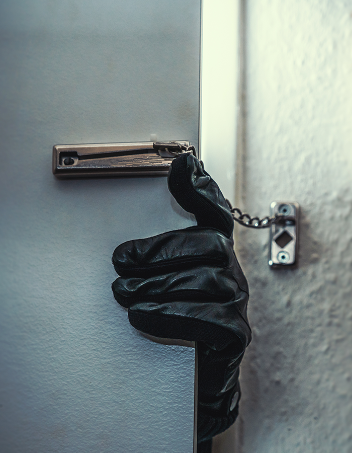 Burglary Key Benefits