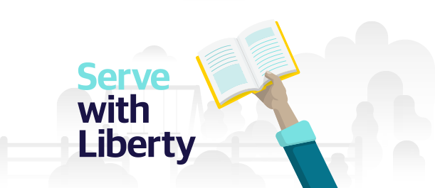 Serve with Liberty 2019